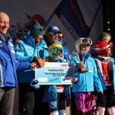 CS TIGNES 3° du Top National 2016