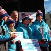 CS COURCHEVEL 1° du Top Jeunes et du Top National 2016